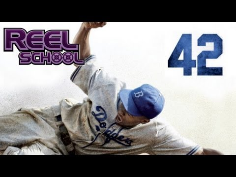 42: The Jackie Robinson Story Movie Review