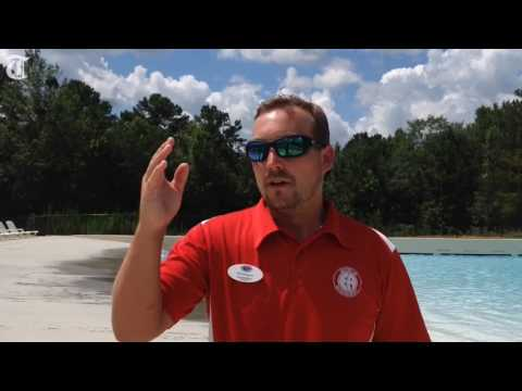 New Sandy Beach Water Park manager said the first thing he had to get rid of was the frogs