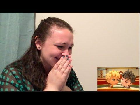 RWBY Chibi 2x13 Parent Teacher Conference REACTION!!!