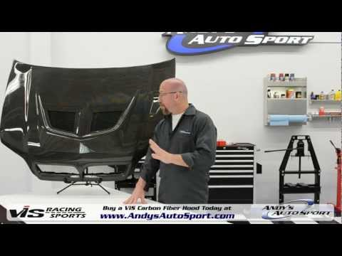 ViS Carbon Fiber Hoods: Reasons to Buy -- Presented by Andy's Auto Sport
