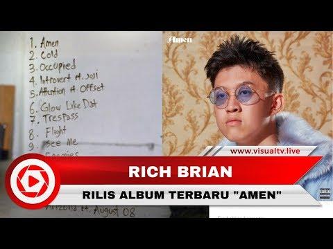 Bocoran Lagu Album Terbaru Rich Brian, Amen
