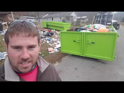 Dumpster Rental 310.00