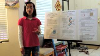 The Building Blocks Of Life - Rebecca Dang's 4th Grade Science Project