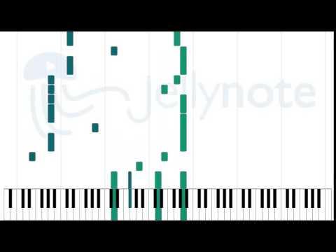 Cliffs of Dover - Eric Johnson [Sheet Music]