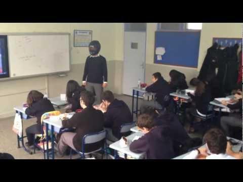 Harlem Shake - Bursa Anadolu Lisesi 2013