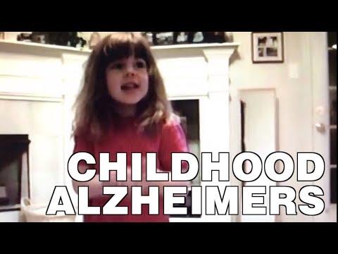 The Childhood Alzheimer's