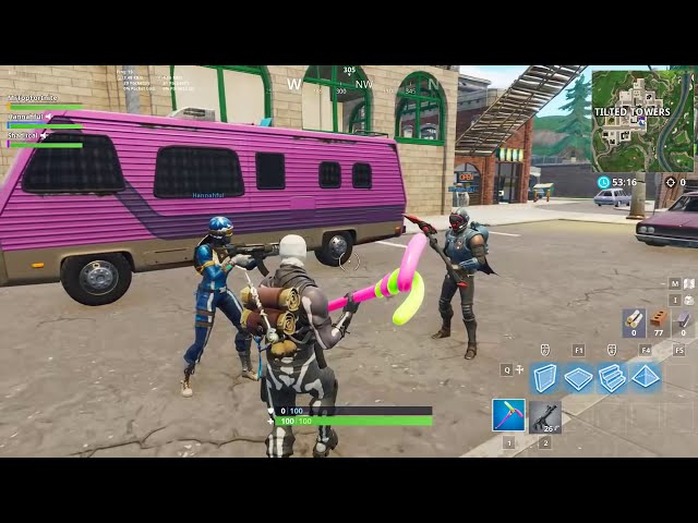 I Asked My Fortnite Girlfriend To MARRY Me