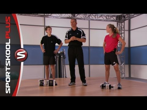 Strength Training for Teens with Fitness Coach Mark Verstegen