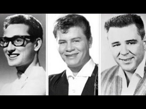 The day music died a tribute to buddy holly ritchie valens and big bopper