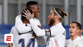 Real madrid upend atletico 2-0 in the derby, ending atleti's undefeated run domestic competitions and staking their claim as la liga contend...