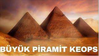 Halife'nin Büyük Piramit Keops'a Gizemli Yolculuğu  Antik Mısır Gizemler