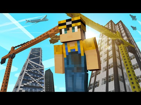Life of a Builder (Minecraft MOVIE)