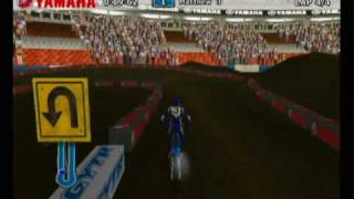 Yamaha Supercross Review (Wii)