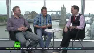 MaidSafe on the Keiser Report