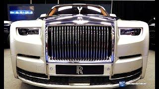 2018 Rolls-Royce Phantom - Exterior and Interior Walkaround - 2018 Montreal Auto Show