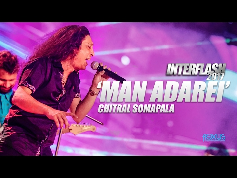 Man Adarei by Chitral Somapala ft. Krishan Marlon Perera and DOCTOR