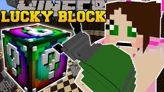minecraft modded mini-games