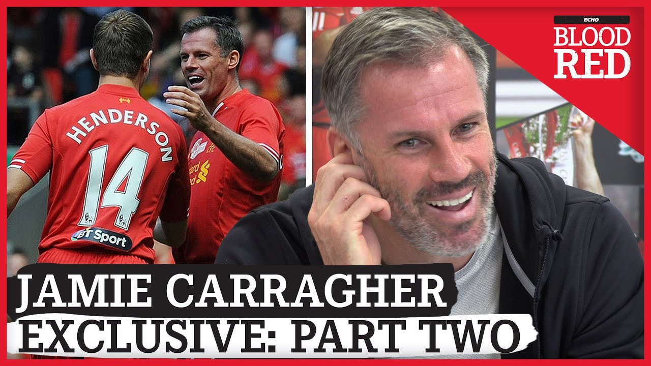 'Trent reminds me of Gerrard' | Jamie Carragher Exclusive | Part Two