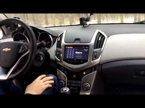 Обзор Шевроле Круз 1,8MT LT+ 2015 Chevrolet Cruze