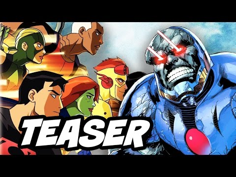 Young Justice Season 3 Teaser Breakdown