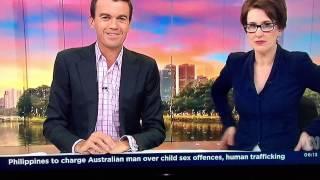 Apathalia - ABC News Breakfast - Virginia Trioli and Vanessa O'Hanlon - 6 March 2015