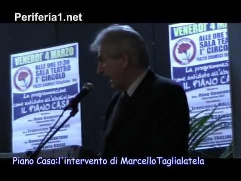 Napoli e campania piano casa convegno a giugliano youtube - Piano casa campania ...