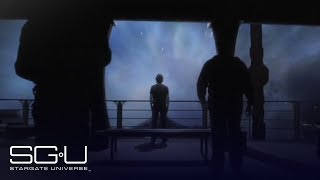 Stargate Universe - Spain - Spanish Trailer - VOTE NOW
