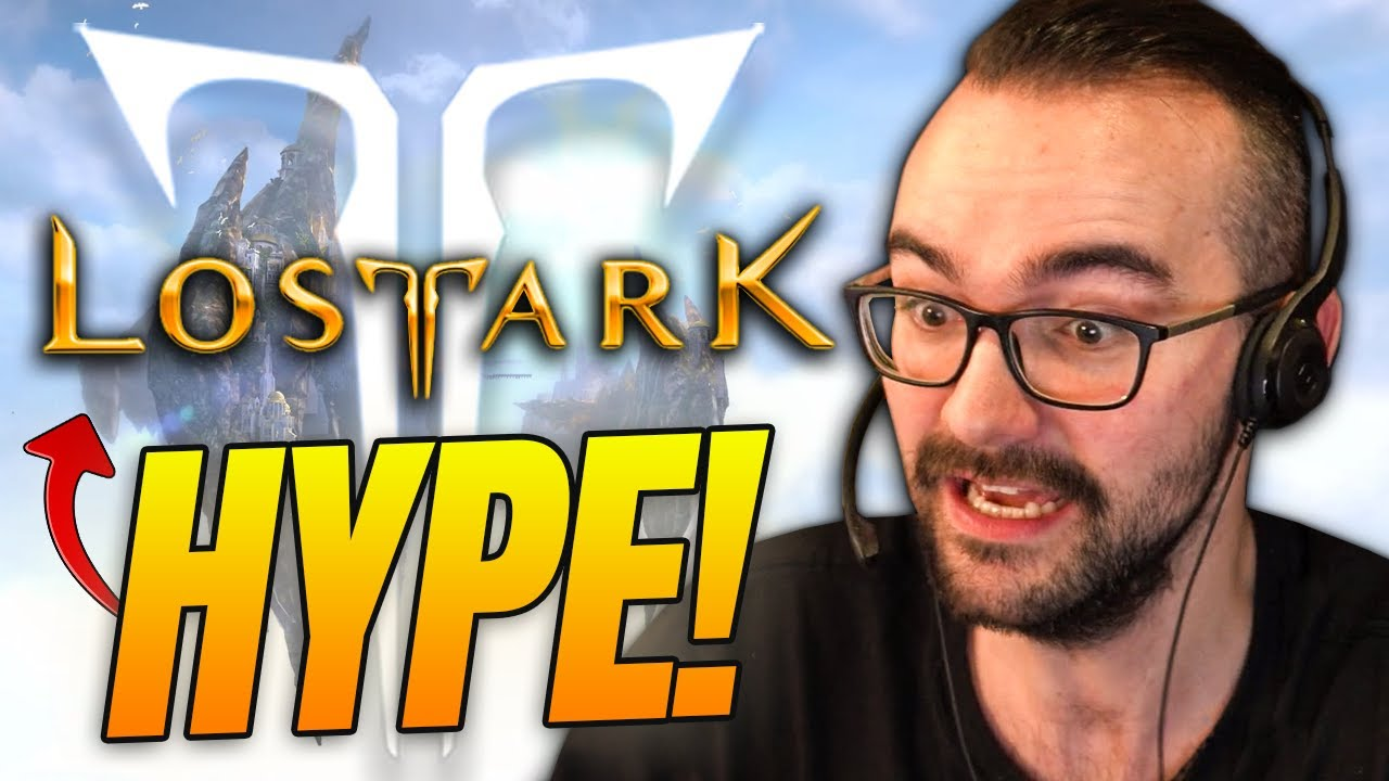 ¡LOST ARK! | JUEGAZO FREE TO PLAY | TRAILER Y CLASES