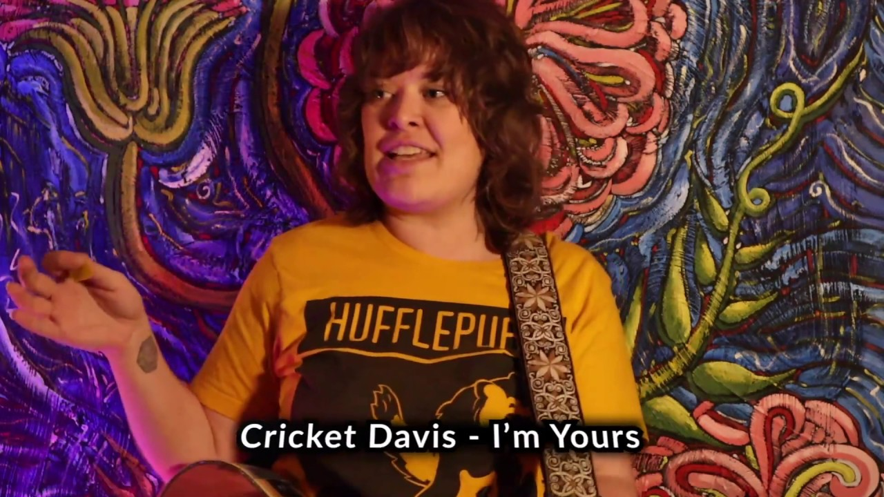 I'm Yours [Cover] - Cricket Davis