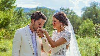 Morgan + Timothy :: Boulder, CO Wedding Trailer