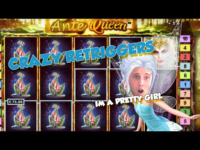 BIG WIN!!!! Fairy Queen - Casino Games - bonus rounds (Casino Slots)