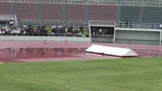 高校女子4X400mR 予選 2組 5月21日 1着 4レーン 4:06.00 牛久栄進 / 茨城 [...