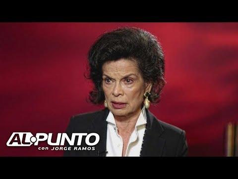 ¿Se está convirtiendo Nicaragua en una dictadura? Bianca Jagger cree que sí