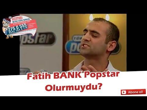 Fatih BANK Popstar Olurmuydu? İmparator İbrahim Tatlıses Ne Dedi?