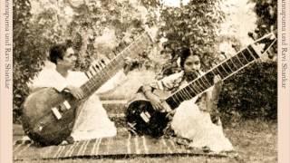 Annapurna and Ravi Shankar Side 1 - Raga Manjh Khamaj
