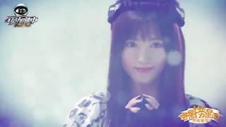 SNH48 Kiku (鞠婧祎) - Run for Time Photoshoot BTS