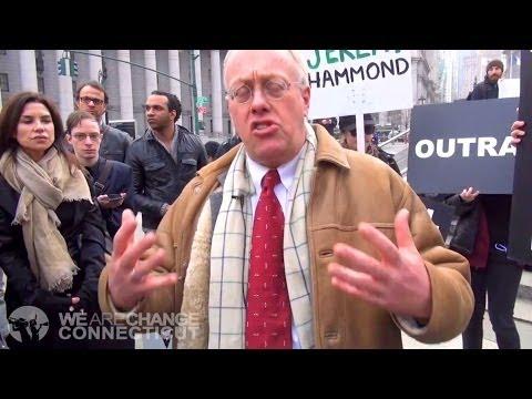 Chris Hedges on Jeremy Hammond Sentencing