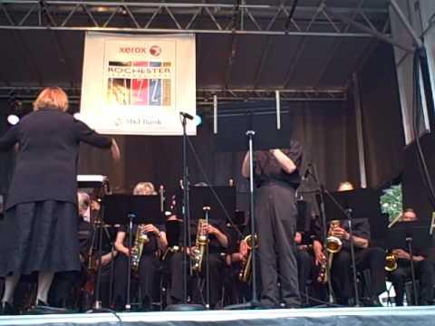 RIJF: New Horizons Big Band (Eastman School of Music) 3/8