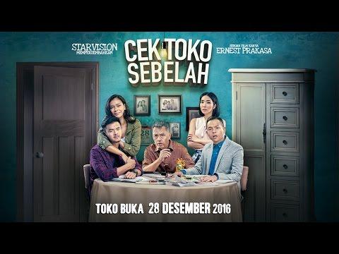 CEK TOKO SEBELAH Official Trailer #1 (A Film By Ernest Prakasa)