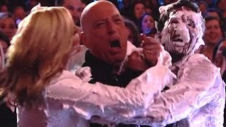 Hilarious Judges Reactions Ever On America's Got Talent