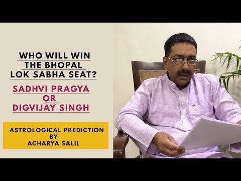 Who will win the Bhopal Lok Sabha seat? Sadhvi Pragya or Digvijay Singh?