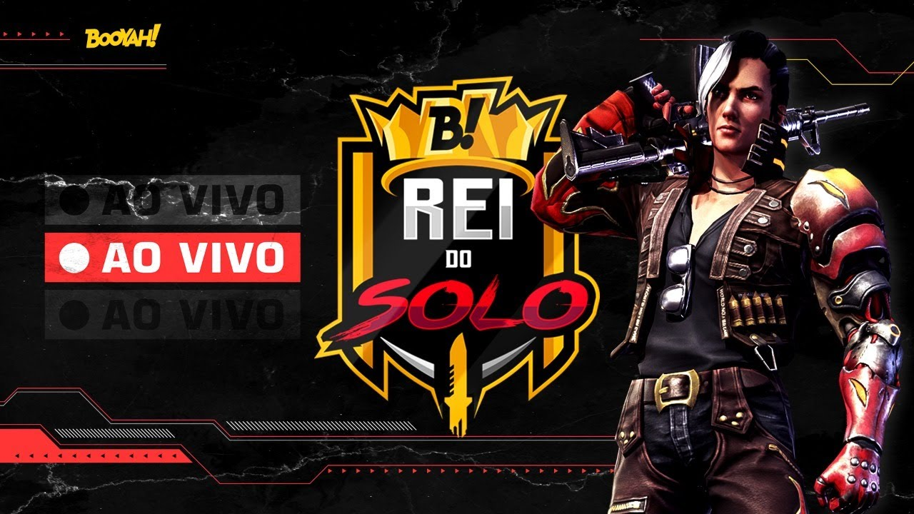 Rei do Solo | Grupo E | Free Fire