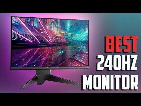 Top 10 Best 240Hz Monitors (2019) To Improve Your Gameplay