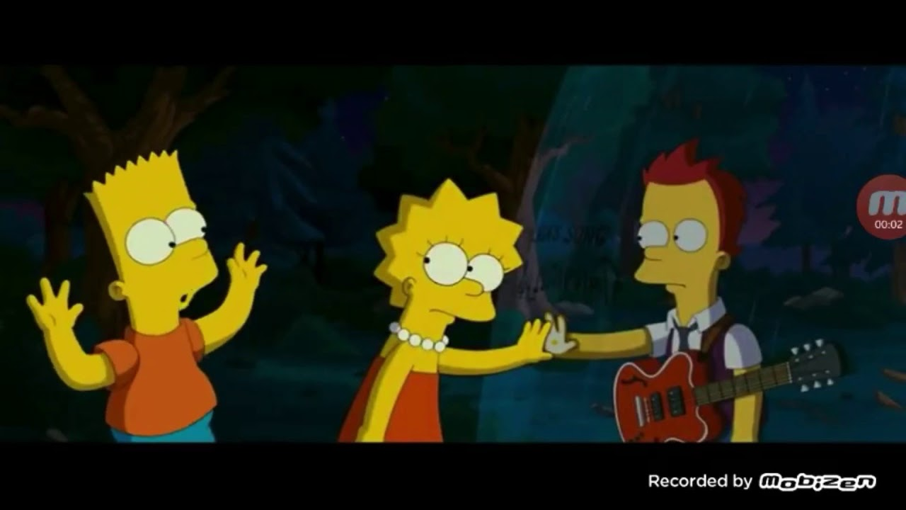 Lisa S Got A Boyfriend That She Ll Never See Again Simpson S Movie Youtube