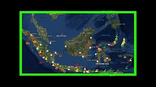 291621 Bali Volcano Map Indonesia Volcanoes Latest Maps Threat Mount Agung