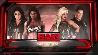 WWE Raw October 15 2018 match result: Ember moon & Nia jax vs. Tamina & Dana brooke