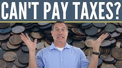 What You Should Do If You Can't Pay Your Taxes | Mark J Kohler | 2019