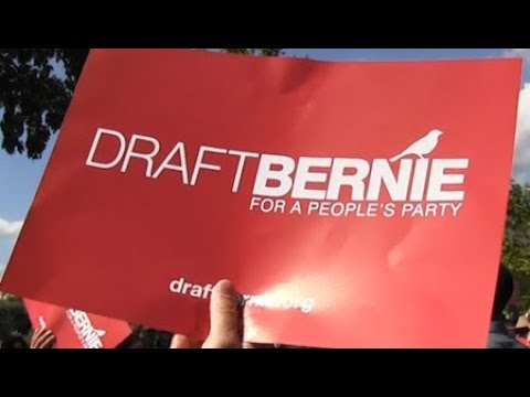 50k People Want to #DraftBernie for Third Party Presidential Run (FIXED)
