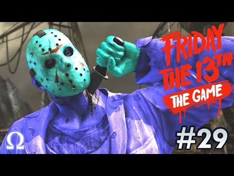 NEW RETRO NES JASON DLC! | Friday the 13th The Game #29 Nintendo DLC Ft. Friends