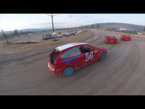 Stock Car Chase 2 | Raw